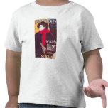 Poster advertising Aristide Bruant Tee Shirt