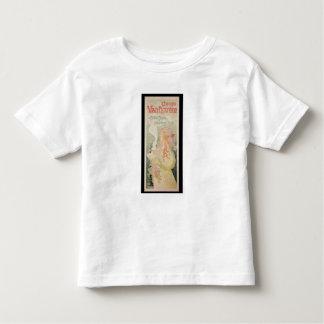 Poster advertising Cacao Van Houten Belgium T-shirt
