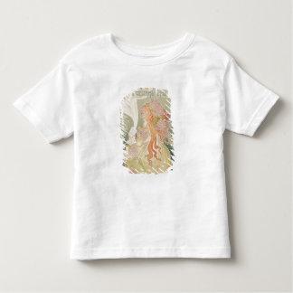 Poster advertising Cacao Van Houten Belgium Toddler T-Shirt