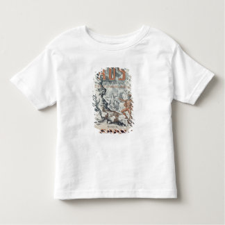 Poster advertising 'Faust' Toddler T-Shirt