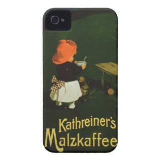 Poster advertising for 'Kathreiner's Malt Coffee' Case-Mate iPhone 4 Case