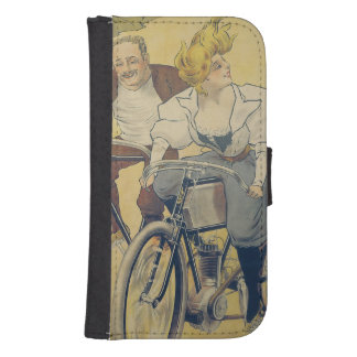 Poster advertising Gladiator bicycles
