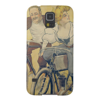 Poster advertising Gladiator bicycles Cases For Galaxy S5