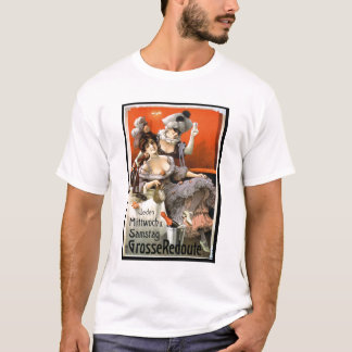 Poster Advertising 'Grosse Redoute' (colour litho) T-Shirt