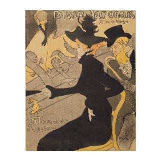 Poster advertising 'Le Divan Japonais', 1892 2
