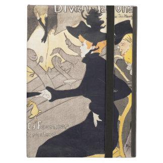 Poster advertising 'Le Divan Japonais', 1892 iPad Air Case