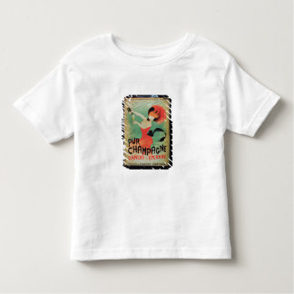 Poster advertising 'Pur Champagne', from Damery, E Toddler T-Shirt