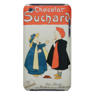 Poster advertising 'Suchard Chocolate' (colour lit Barely There iPod Case