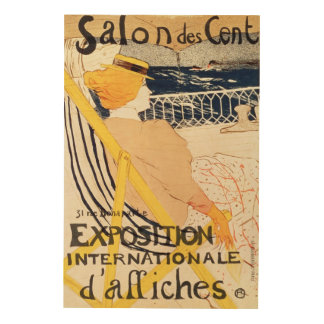 Poster advertising the Exposition