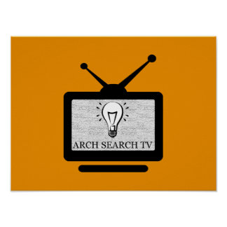 Poster Arch Search TV