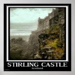 Poster Art by Linda Parsons - Stirling Castle