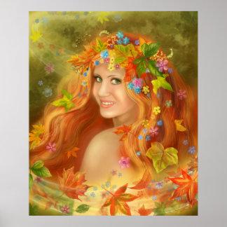 "Poster ""Autumn """