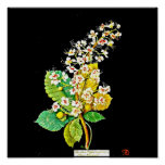 Poster-Botanical Art-Mary Delany 11 Poster