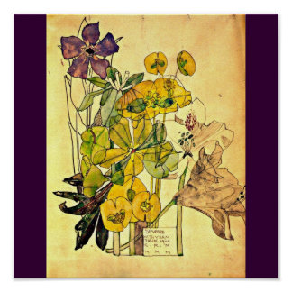 Poster-Classic/Vintage-Charles Rennie Mackintosh 2 Poster