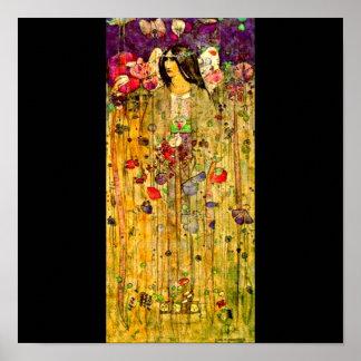 Poster-Classic/Vintage-Charles Rennie Mackintosh 4 Poster