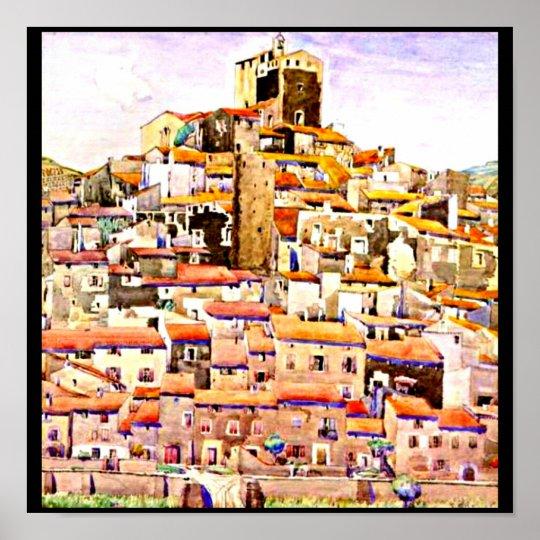 Poster-Classic/Vintage-Charles Rennie Mackintosh 9 Poster