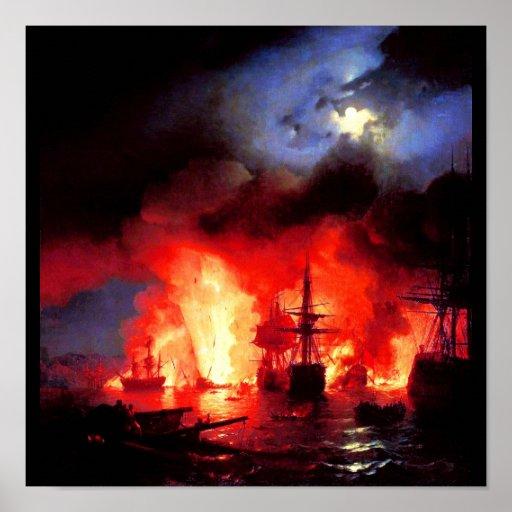 Poster-Classic/Vintage-Ivan Aivazovsky 4 Poster