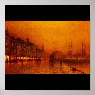 Poster-Classic/Vintage-John Atkinson Grimshaw 31 Poster