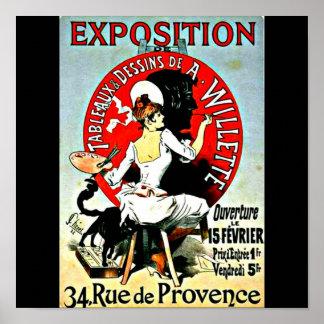Poster-Classic Vintage-Jules Chéret 12