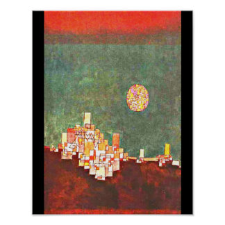 Poster-Classic/Vintage-Paul Klee 112