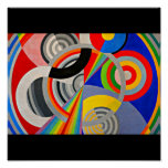 Poster-Classic/Vintage-Robert Delaunay 11 Poster