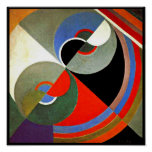 Poster-Classic/Vintage-Robert Delaunay 14 Poster