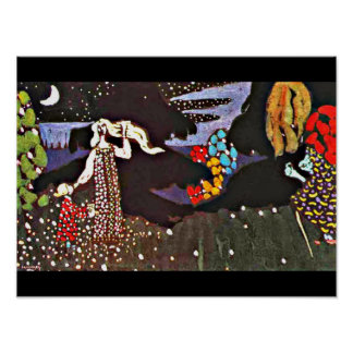 Poster-Classic/Vintage-Wassily Kandinsky 24 Poster
