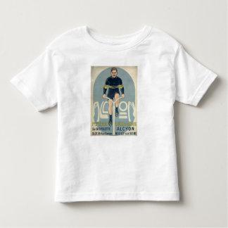 Poster depicting Francois Faber Toddler T-Shirt