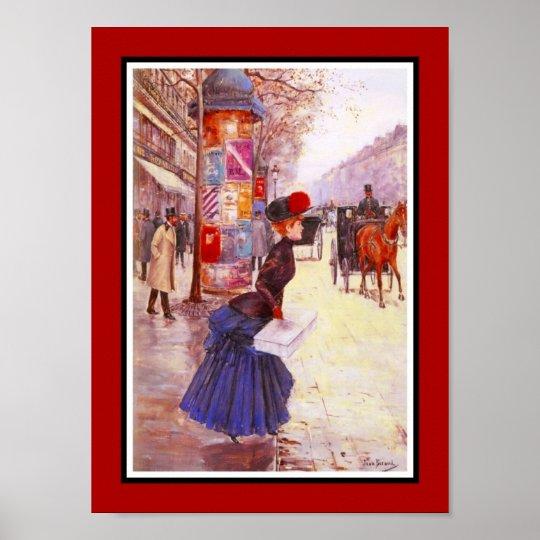 Poster Famous Artists Jean Béraud