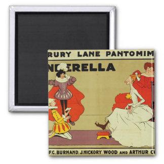 Poster for 'Cinderella' Magnet