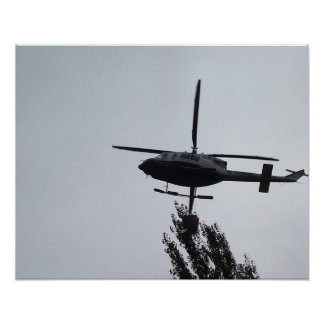poster Helicopter