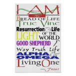 Poster I Am Sayings
