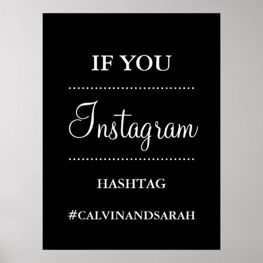 Poster - Instagram Message Poster