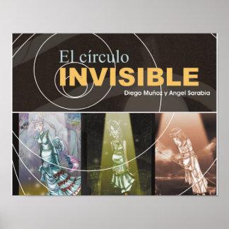 Poster invisible Circle 1