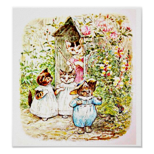 Poster-Kids Art-Beatrix Potter 29 Poster