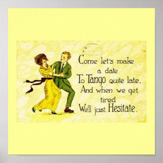 Poster-Love Art-Vintage Valentine 5 Poster