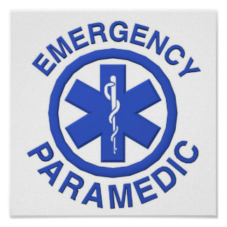 Poster Medical Paramedic