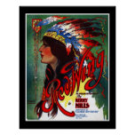 Poster Music Covers Red Wing Mills 1907