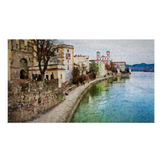 Poster of Passau, Germany