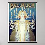 Poster/Print: Art Nouveau - Privat Livemont Poster