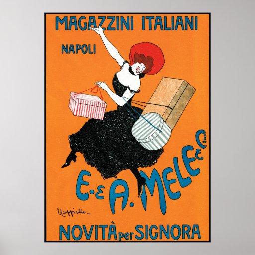 Poster Print by Leonetto Cappiello