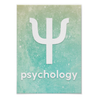Poster Psychology 001