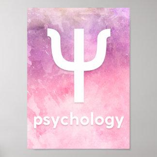 Poster Psychology 002 A4