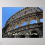 Poster--Roman Colosseum