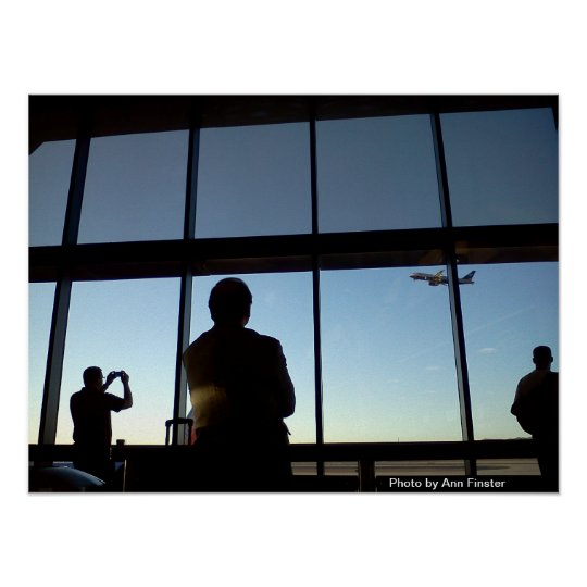 Poster /  Sky Harbour Airport
