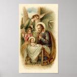 Poster: St. Joseph Nativity