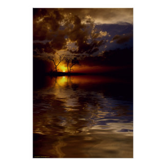 Poster-Sunset-1 Poster