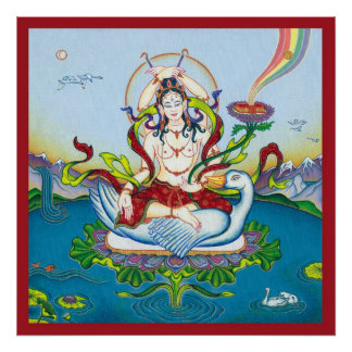 POSTER Tara protecting against Poisons from $14.25