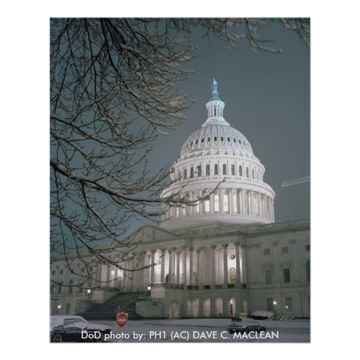 Poster / US Capitol