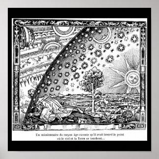 Poster-Vintage Astrology Divination-18